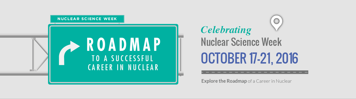 National Nuclear Science Week 2016