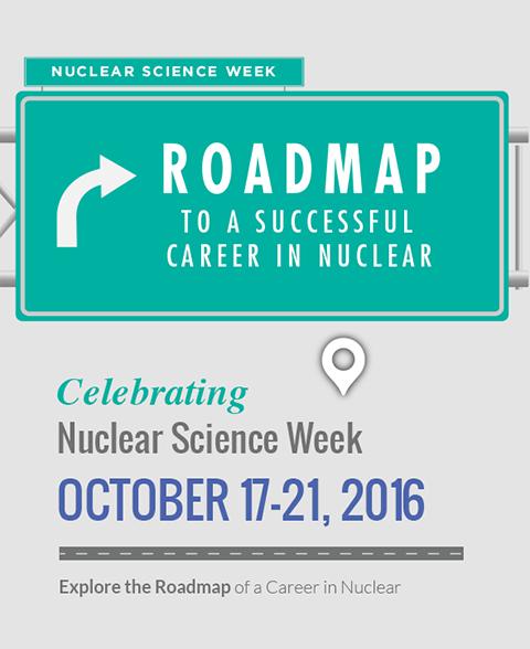 National Nuclear Science Week 2016